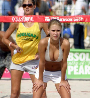 hot pics of beach volleyball