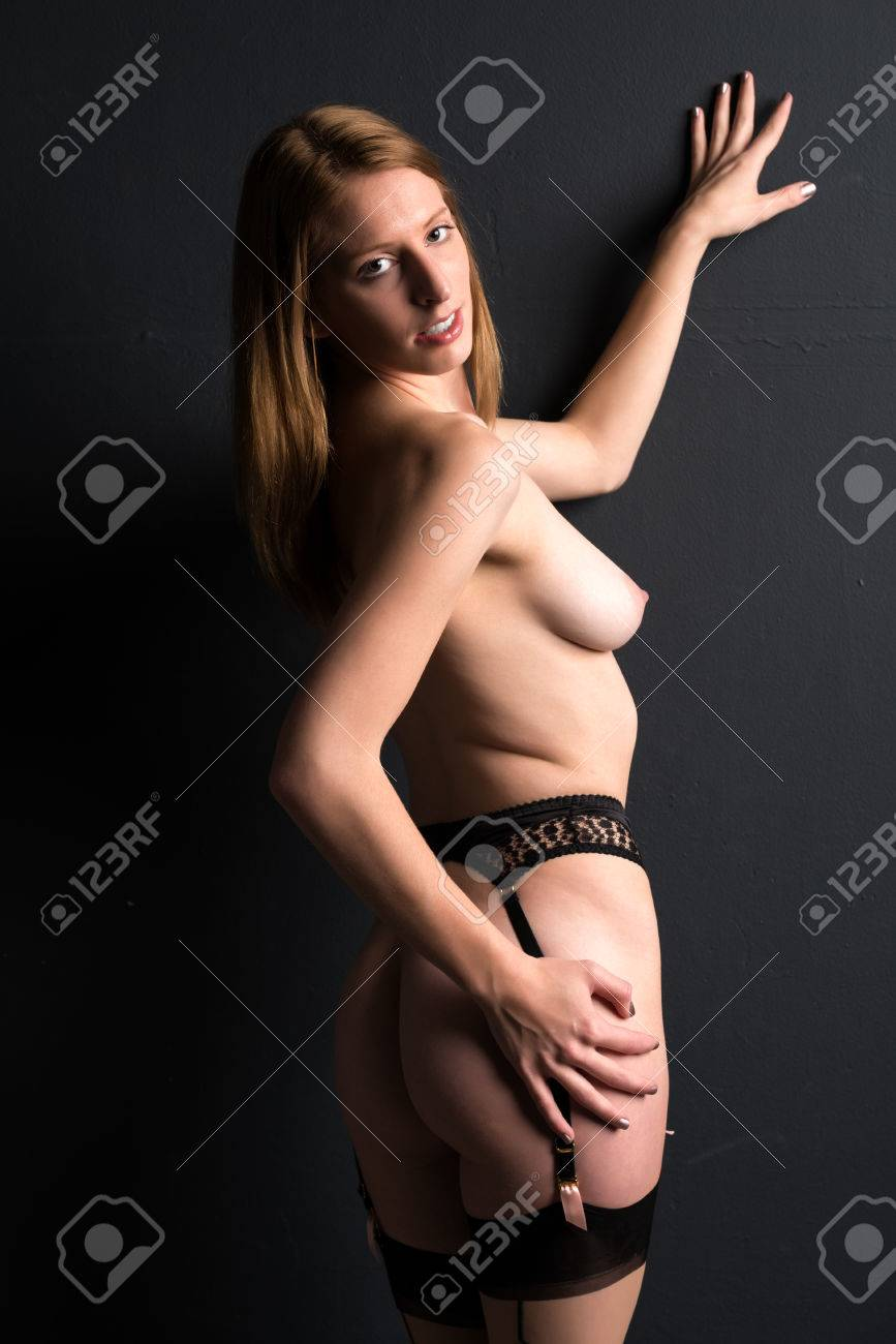 nude girls with belts