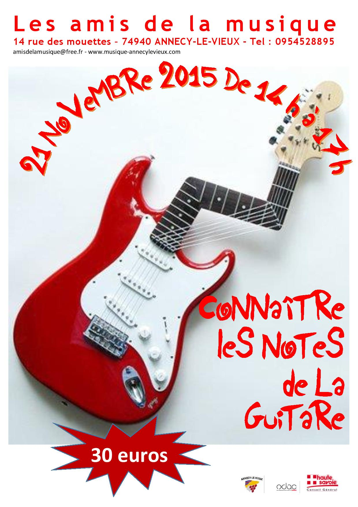 stage musique