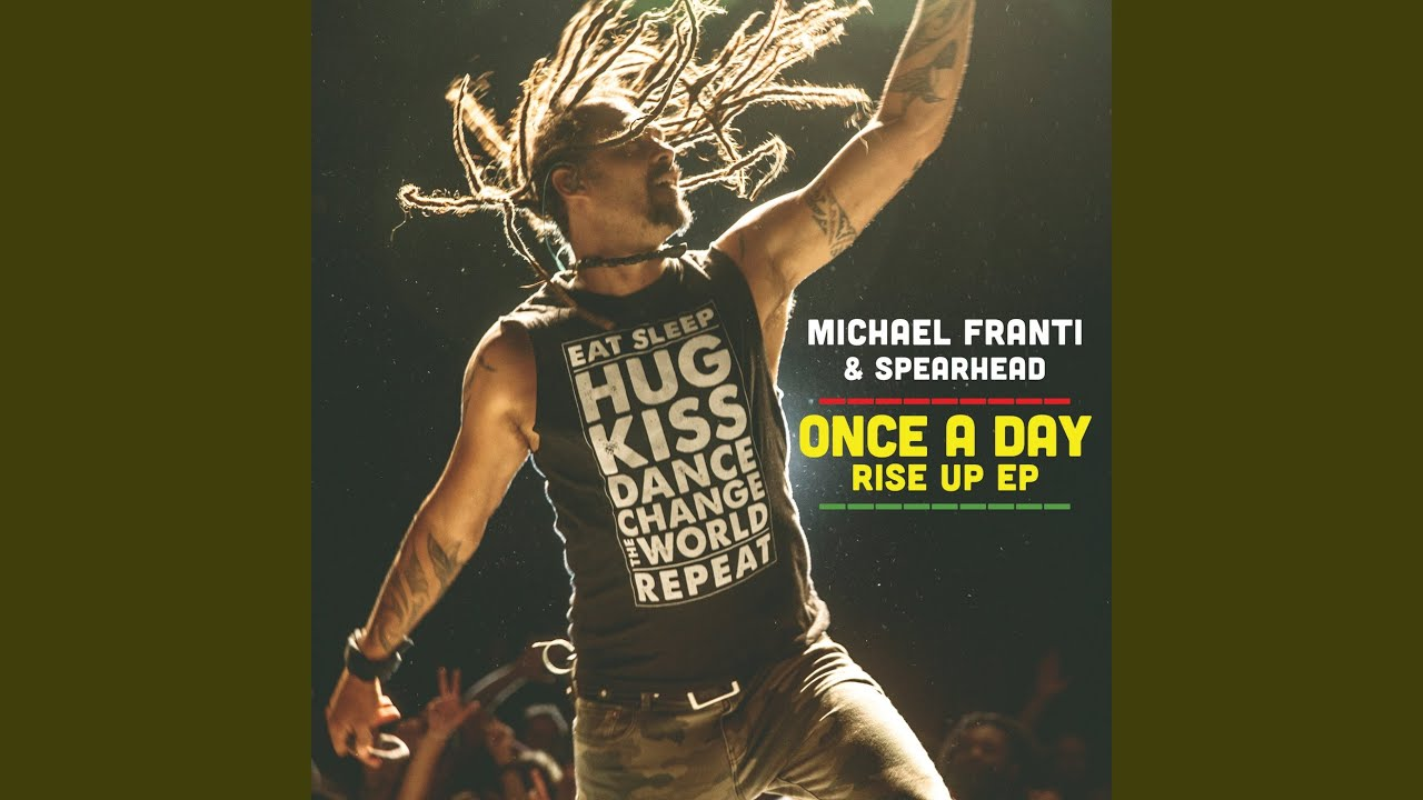 michael franti once a day