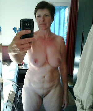 old pussy self shot
